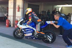 Oscar Gutierrez - Team Stratos