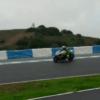 Román Ramos realizó en Jerez su primer test de la temporada