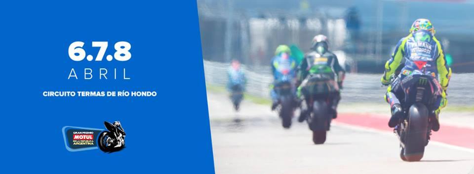 Horarios del Gran Premio de Argentina de MotoGp